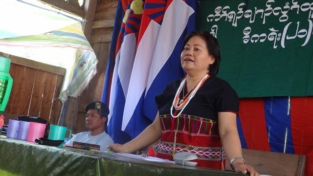 Photo of Karen Leader Calls on four founding principles during 66th Karen National Day