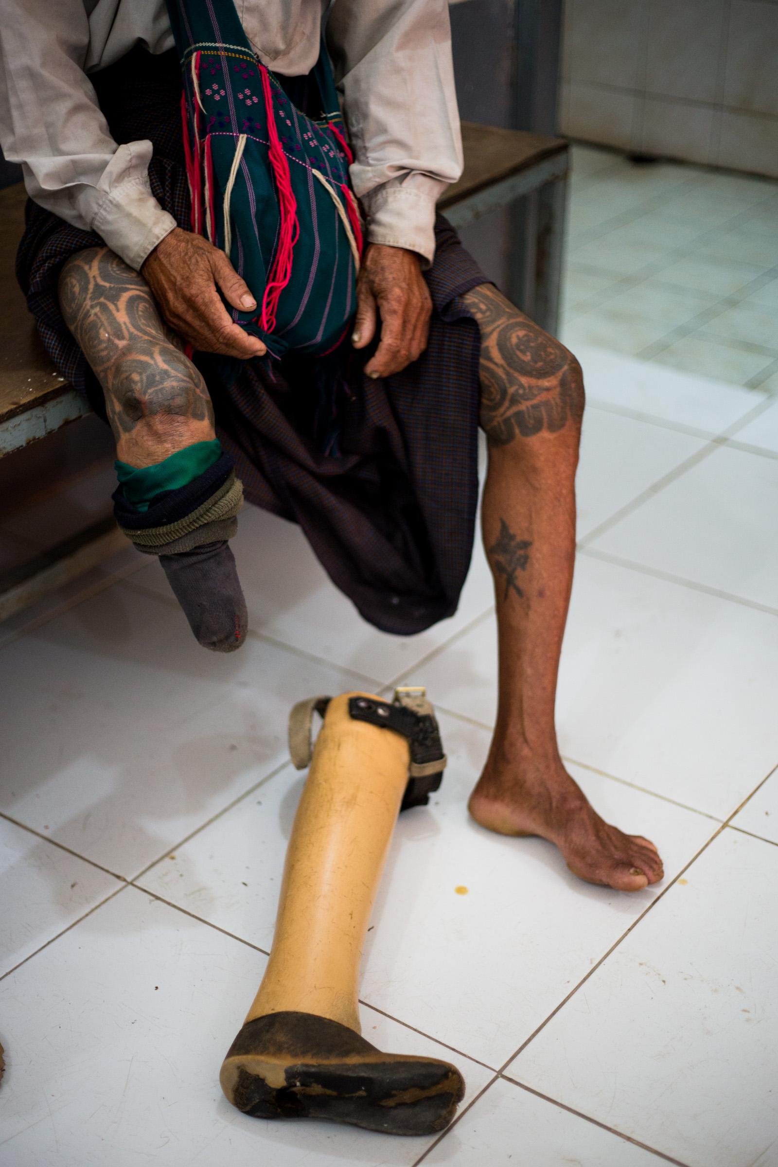 Photo of Burma's Hidden Dangers