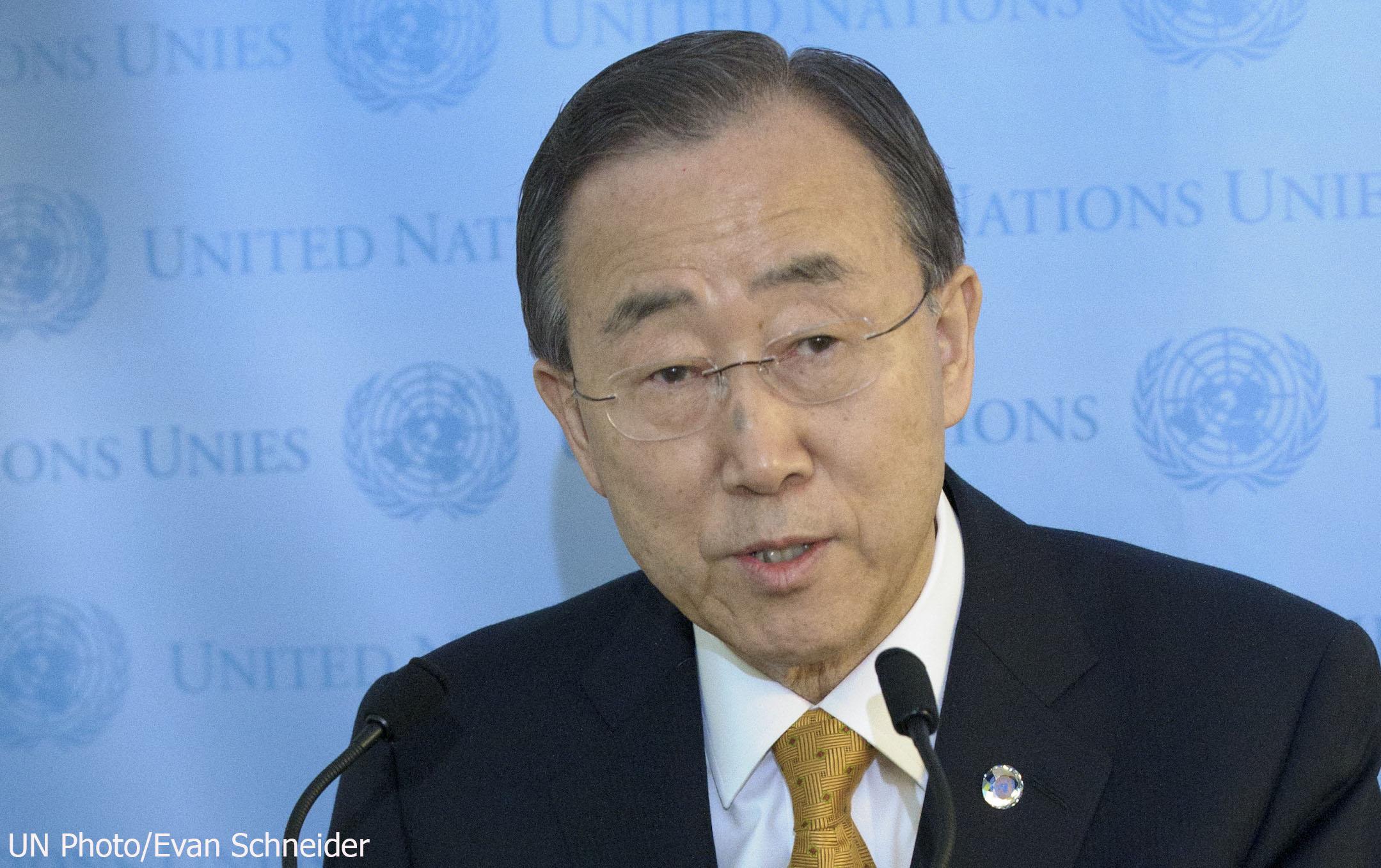 Photo of UN Secretary General Demands Sexual Violence Investigation