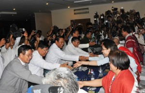 Ceasefire talk KNU and Govt