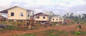 KNU low cost housing project