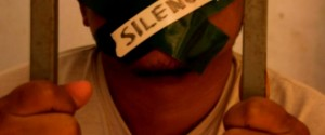silent press freedom