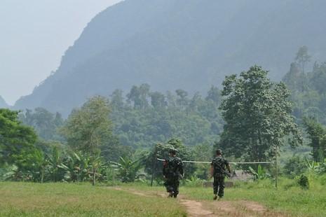 Photo of *Peace falters in Myanmar's Karen state