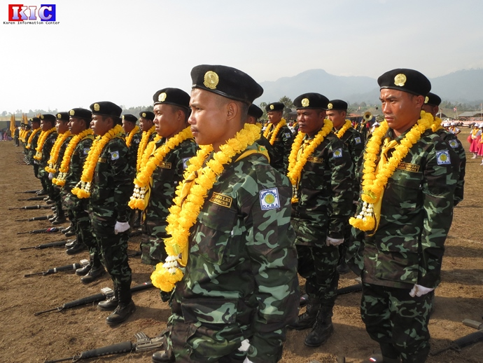 Photo of DKBA Issues Warning to Troops, Public Against Illicit Trafficking Activities