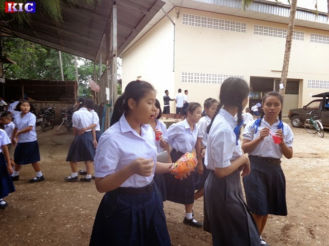 Photo of Thai Ministry of Education Officials Visit Migrant School in Mae Sot