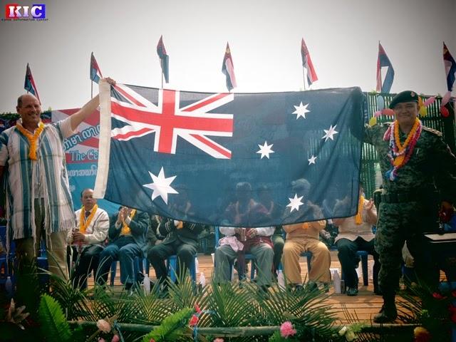 Photo of Australian MP Acknowledges Karen's Revolution Is Just