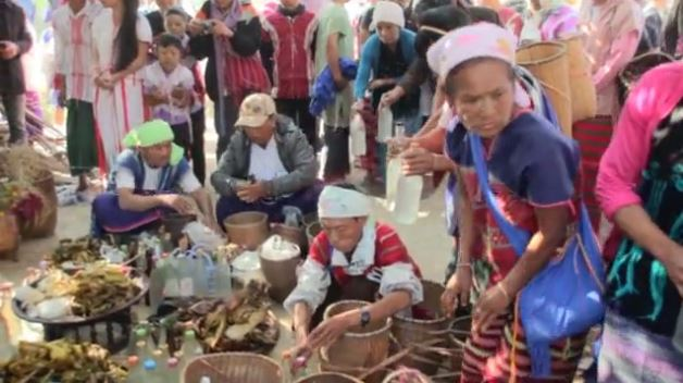 Photo of Karen Villagers Breathe Life Into Their Rice-Tying Ritual To Summon The Rice Spirits