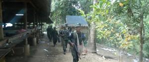 KNLA soldier