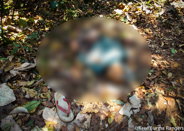 Photo of FBR Allege Burma Army Rob and Kill 103 year-old Grandmother