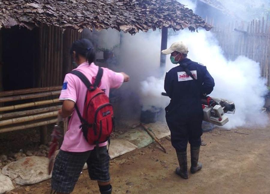 Photo of Solidarites International: Stopping Dengue, Protecting People