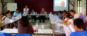 UNHCR meeting with Karen community based group