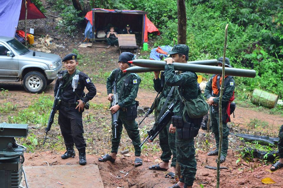 Photo of Talks to End Fighting Between Burma Army and DKBA Fail