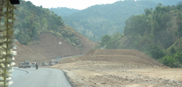 Photo of Gov't troops and DKBA Clash Over New Asia Highway