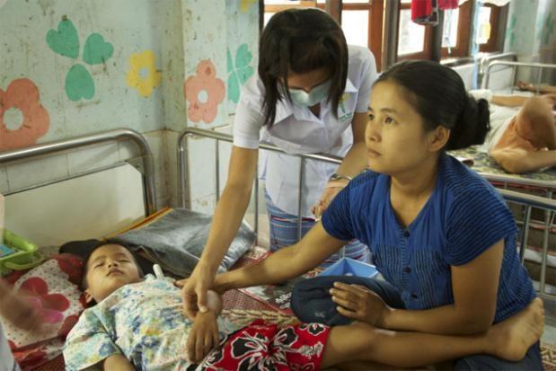 Photo of *Dengue season's extra sting
