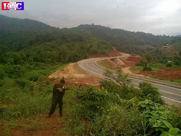 Photo of Explosions and Shooting Increase Security Concerns on Eve of  New Asia Highway Official Opening