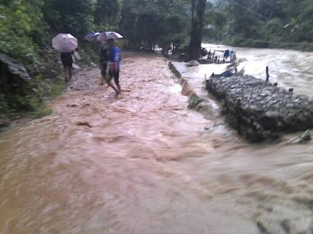 Photo of Floods Cause Havoc in Border Refugee Camp and Throughout Burma