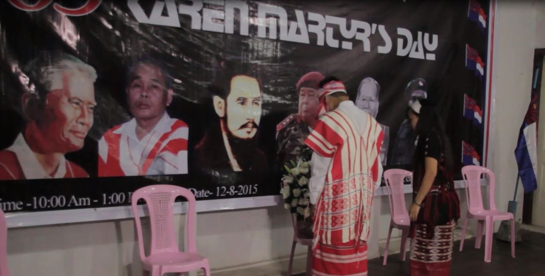 Photo of Despite its Legal Status, Karen Martyrs' Day Well Attended