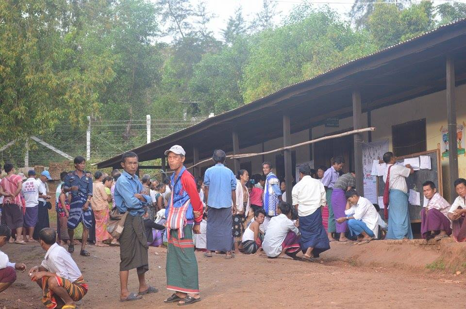 Photo of Community Groups And Opposition Candidates Estimate Only 20% of Voters Will Cast Their Vote Correctly in Karen State