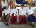 NLD candidates for Myawaddy