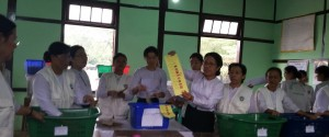 UEC Staff Counting vote