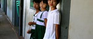 Students at Hpa-An