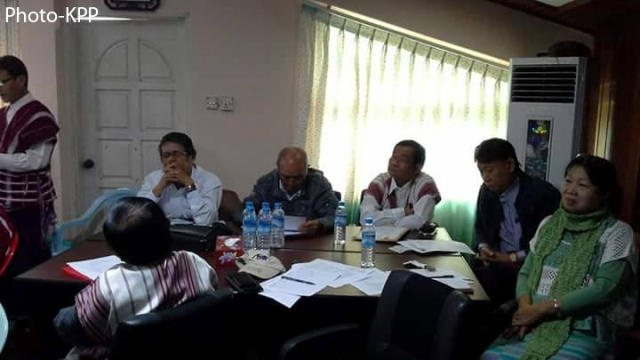 Photo of Five Karen Political Parties to Unite Into One