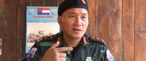 General baw kyaw