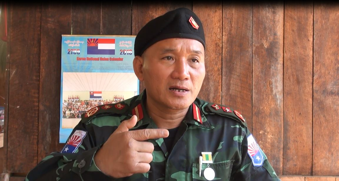 Photo of General Baw Kyaw Heh: Ethnic Groups Have to Stay Strong and United