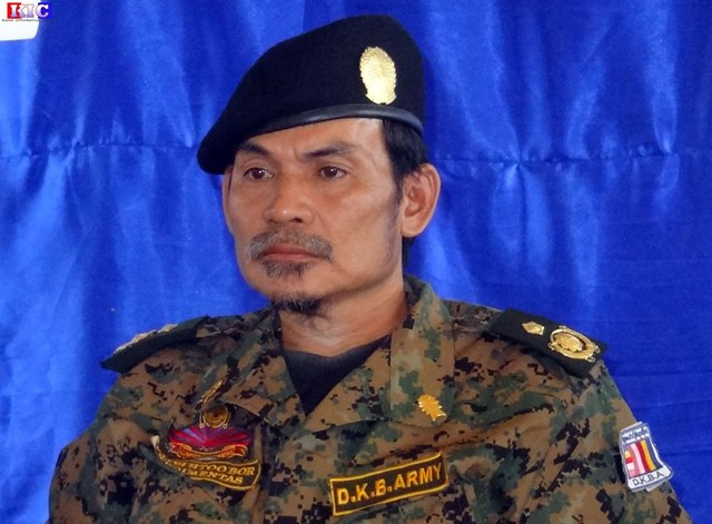 Photo of DKBA Leader, Major General Saw Ler Pwe Succumbs To Cancer