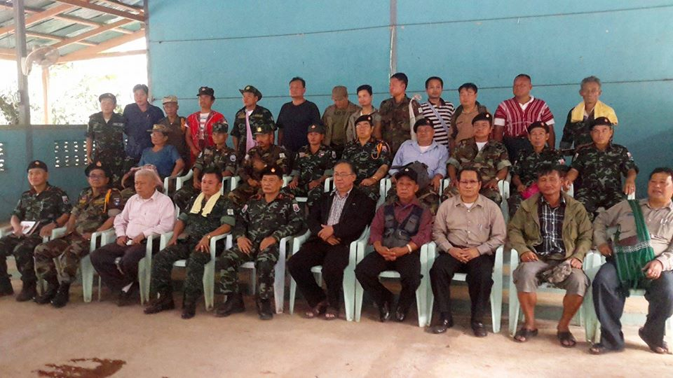 Photo of Karen Armed Groups Unite, Agree KNU Takes Political Lead