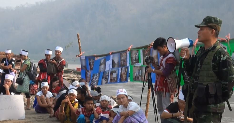 Photo of Karen General Joins Environmental and Community Groups Who Want Govt To Halt All Mega Hydro-power Dam Projects On The Salween River