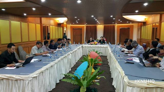 Photo of All Ethnic Armed Groups Meet to Guess NLD's Position on National Ceasefire Agreement