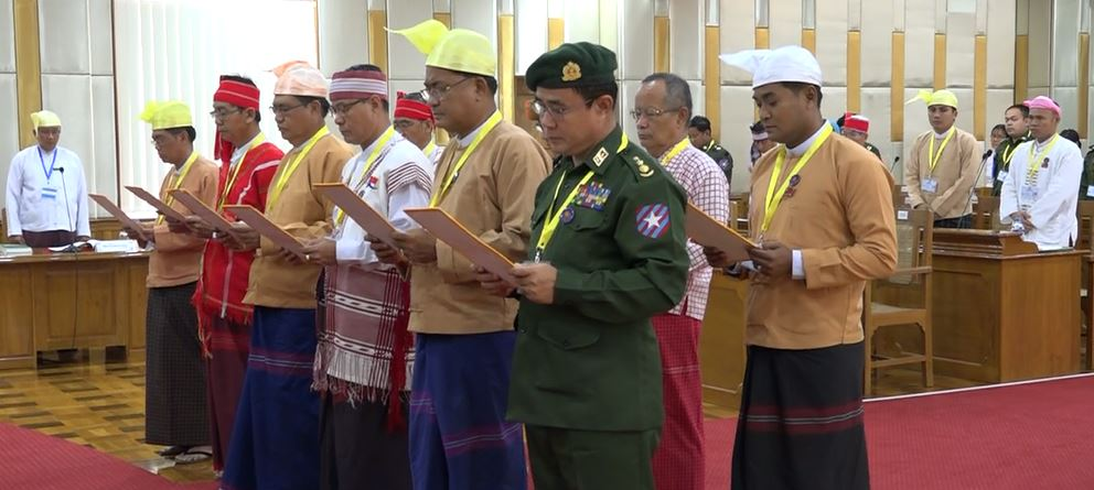 Photo of Karen State Government Approves Key Ministries – Military to Boss Security and Border Affairs
