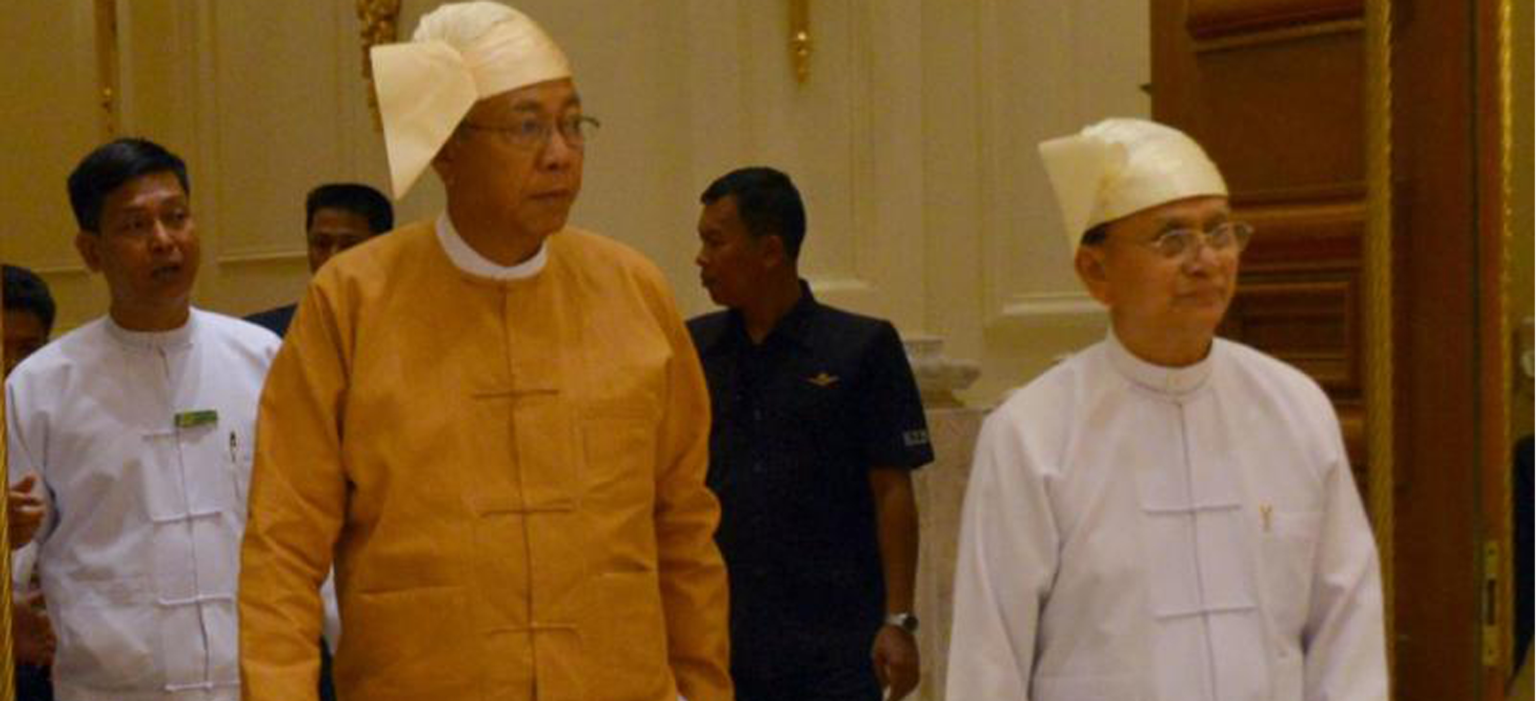 Photo of *As Thein Sein exits, his reform legacy gains mixed reviews