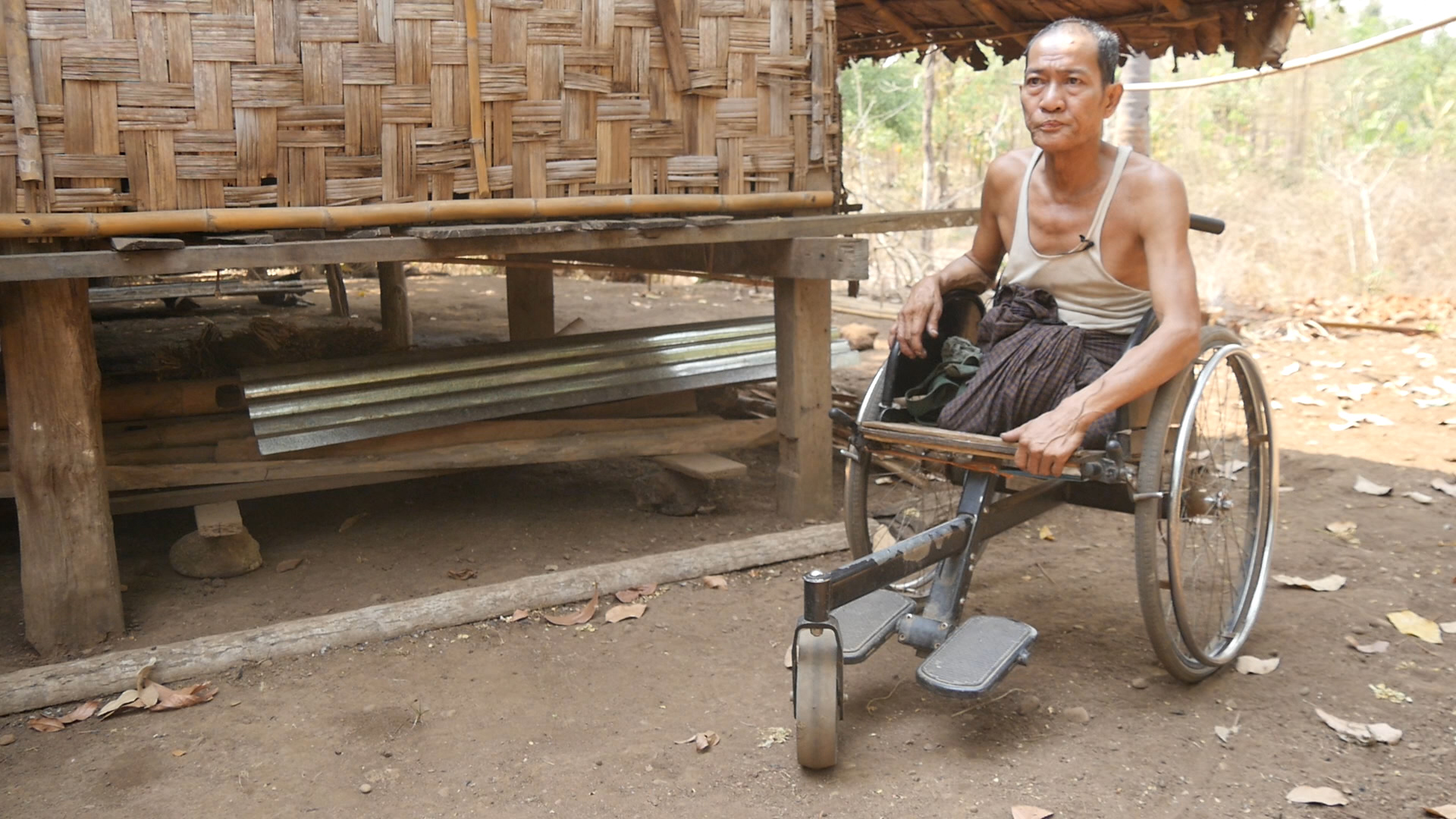 Photo of *Landmines: Myanmar's hidden menace
