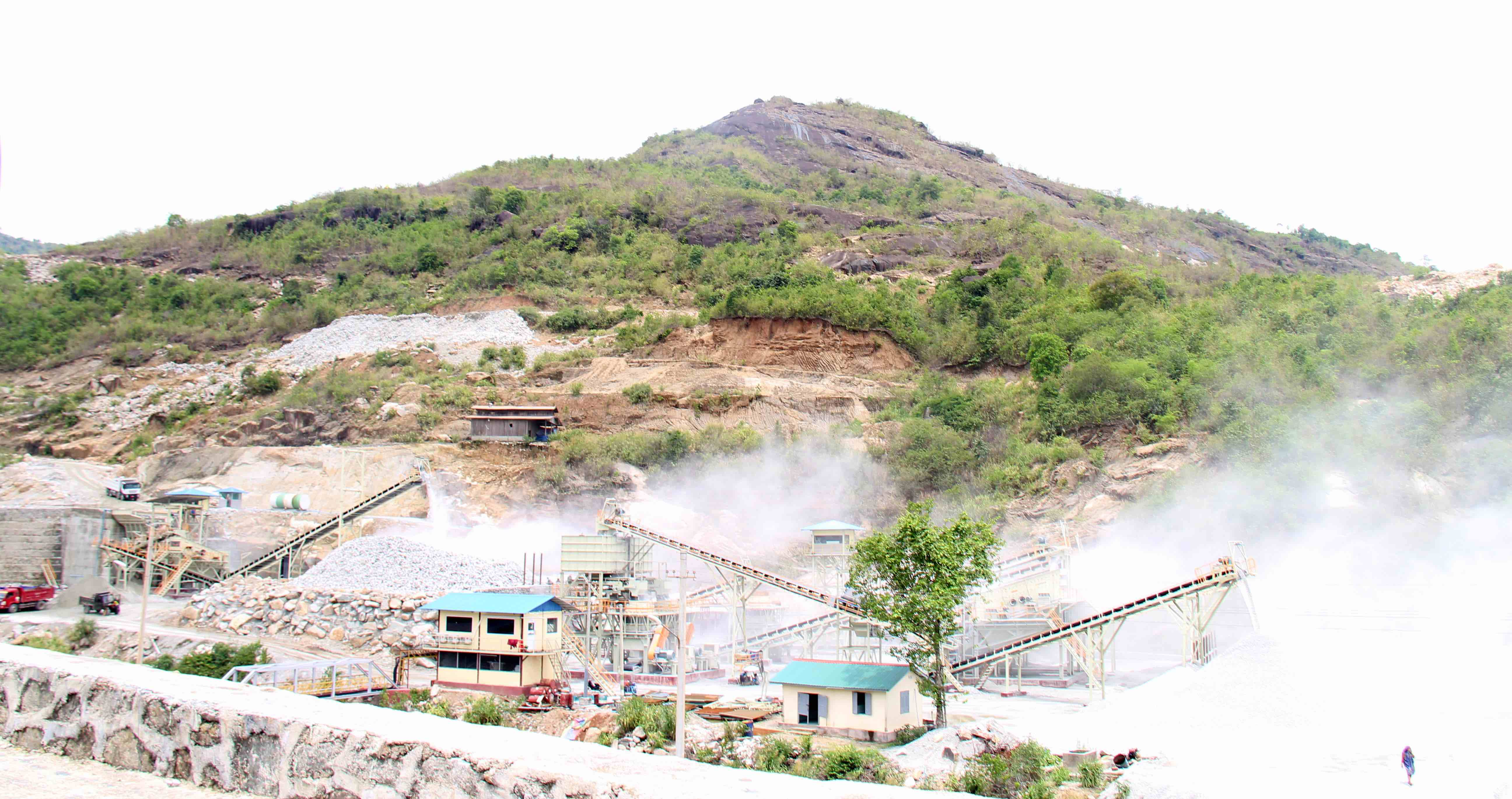 Photo of *In Mon State, expanding quarries threaten farms
