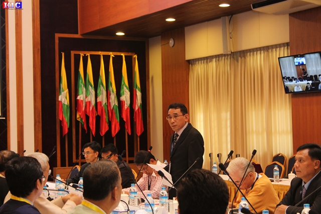 Photo of UNFC Want Involvement in Country's Political Talks