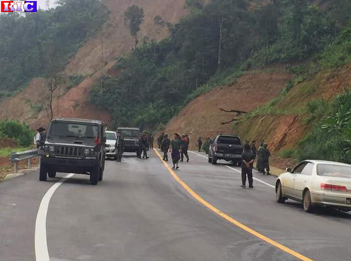 Photo of Asia Highway project 'linked to conflict' in Karen State