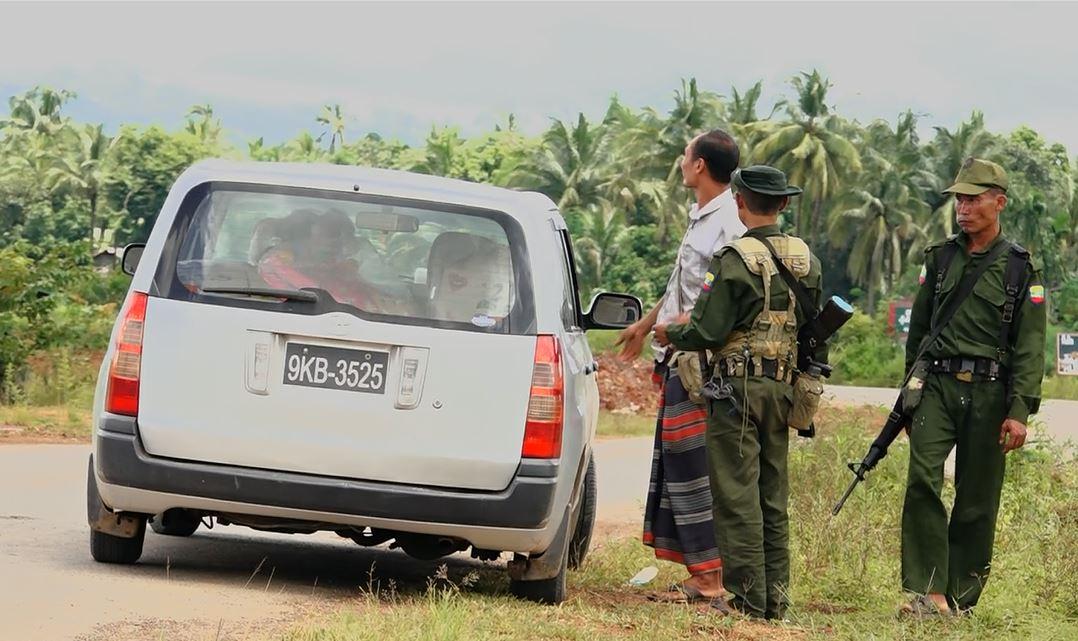 Photo of Burma Army and Its Militia Claim Control Over the Mae Tha Waw to Myaing Gyi Ngu Road