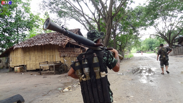Photo of Villagers Fear DKBA and Government's Militia Fighting Near Kawkareik Will Result in Displacement