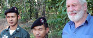 Desmond seen on the Thai-Border (Photo Phil Thornton)