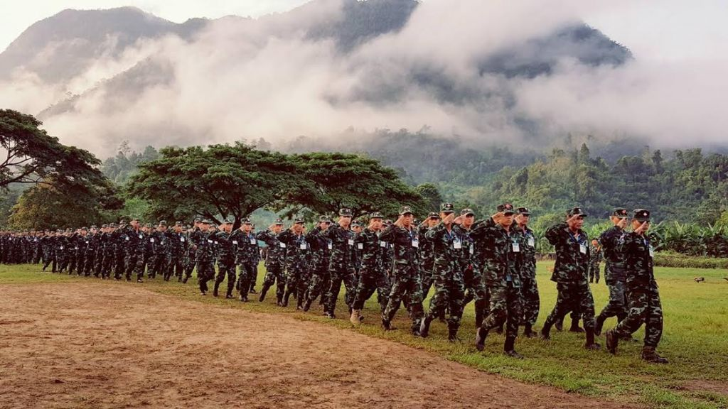 Photo of Students Complete 30th KNLA Basic Medical Training Course
