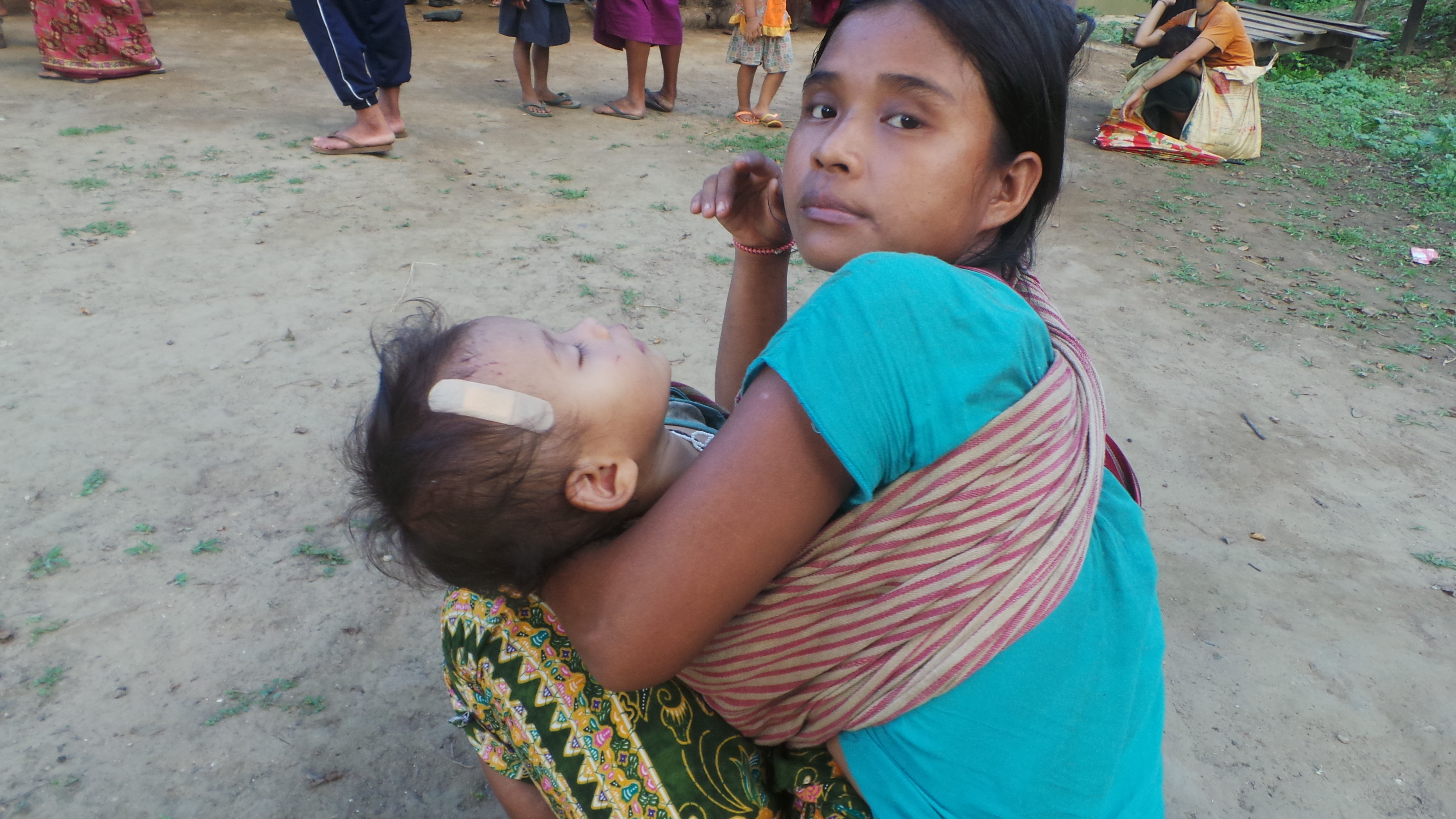 Photo of Burma Army, BGF and DKBA Human Rights Abuses Push Displaced Villagers To the Edge of Health Crisis