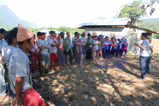 Photo of Maimed by Landmines, Karen Villagers Join Soldiers to Commemorate World Disability Day