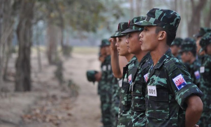 ICRC Trains KNLA on Law of Armed Conflict