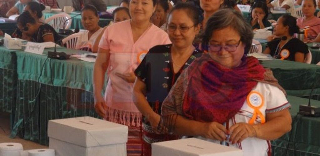 KWO to boost women's role in all stages of the peace process