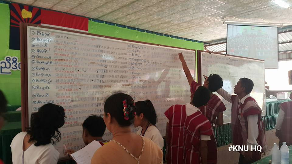 Photo of KNU Elections – Senior Women Leader, Zipporah Sein Loses Key Position as Mutu Sae Po Re-elected Chairperson