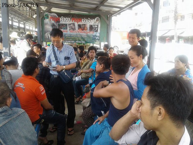 Photo of Labor attaché refutes reports of Myanmar workers arrested at Myawaddy border