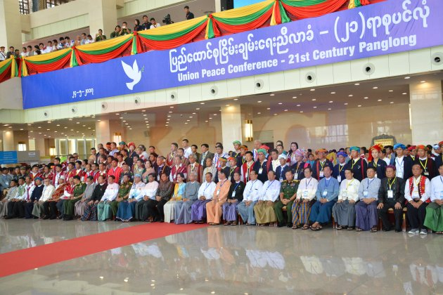 Photo of Still Fighting Ethnic Armed Groups Accept 'Special Invitation' to Peace Conference
