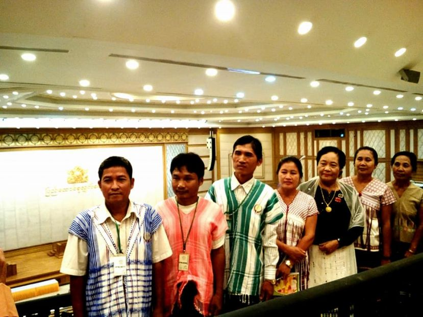 Photo of Karen Women's Empowerment Group visits Pyidaungsu Hluttaw